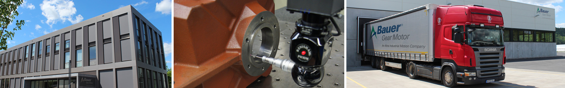 Bauer Gear Motor - Company Overview