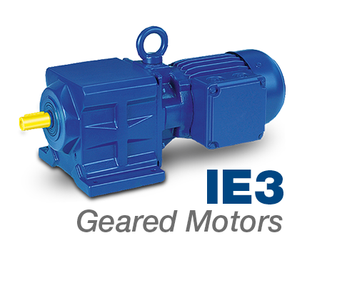 IE3 Geared Motors