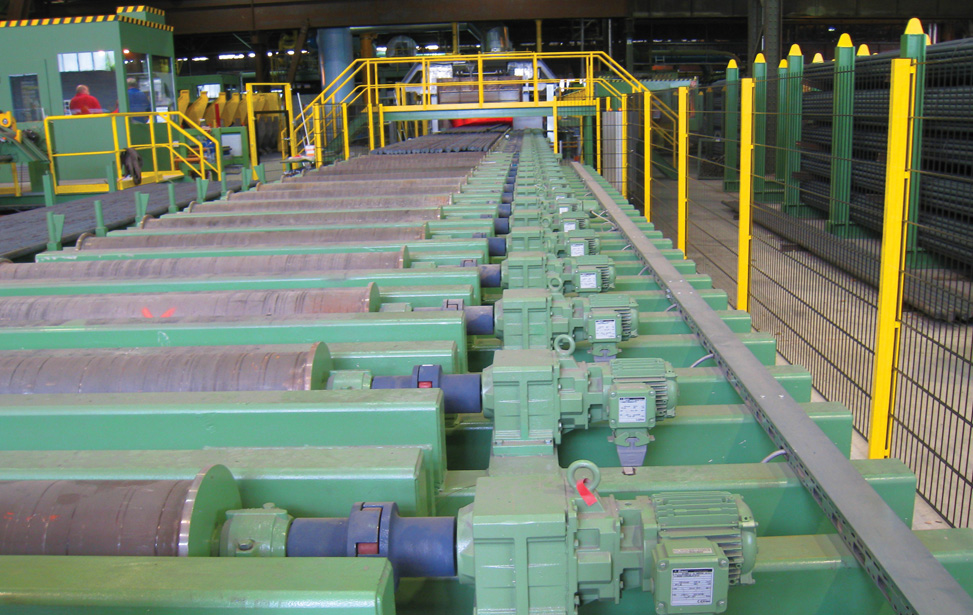 Annealing Furnace Conveyors