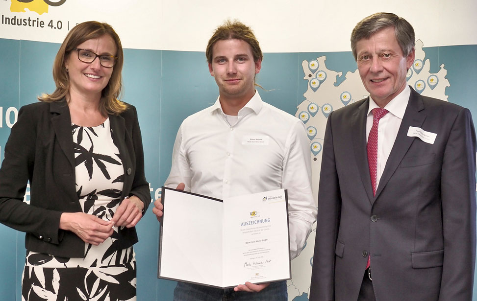 Bauer Industrie Award 2018