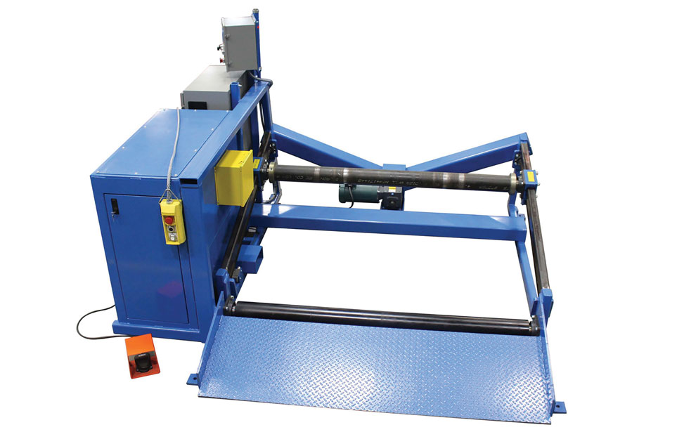 RD10 Reel Coiling Machine