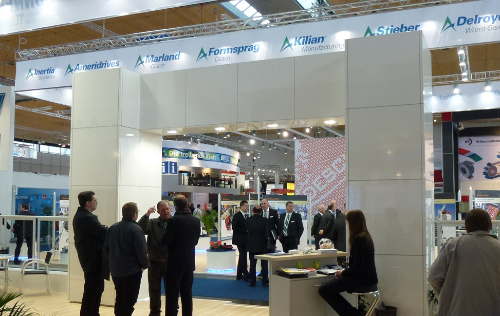 Hannover 2013 Booth