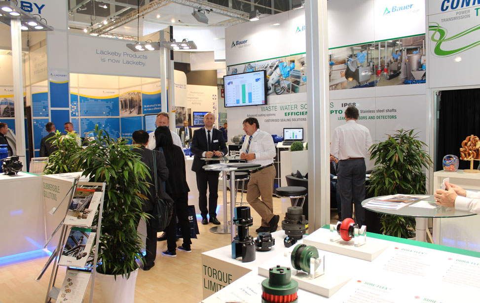 IFAT 2016 Booth