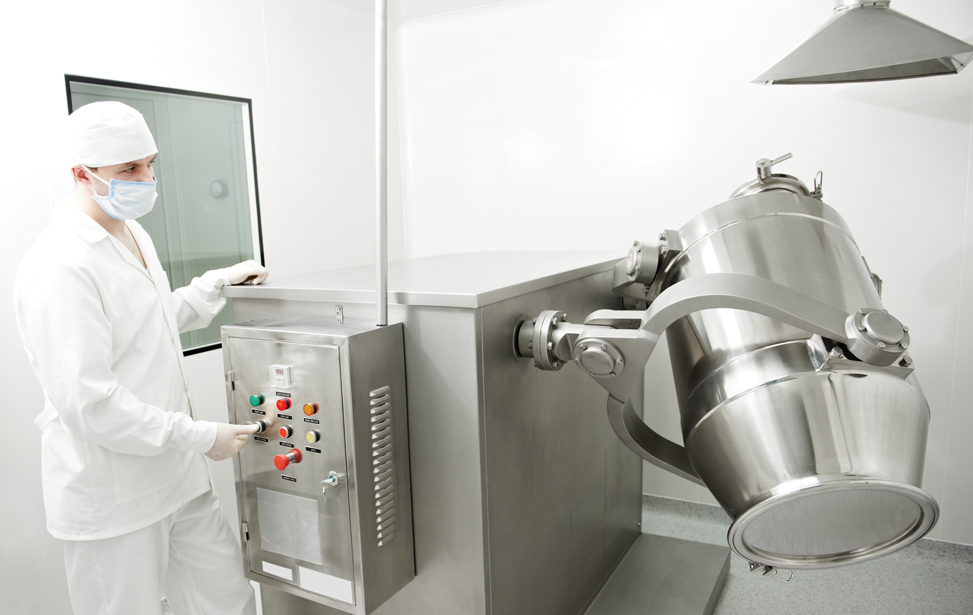 Pharmaceutical Blending Equipment