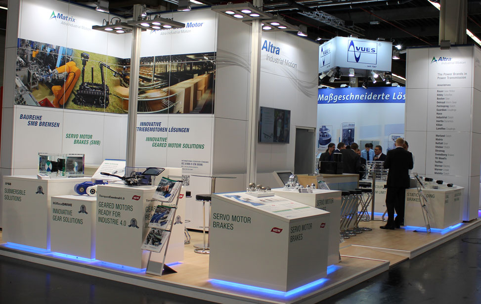 SPS IPC Drives 2017 Booth Photo