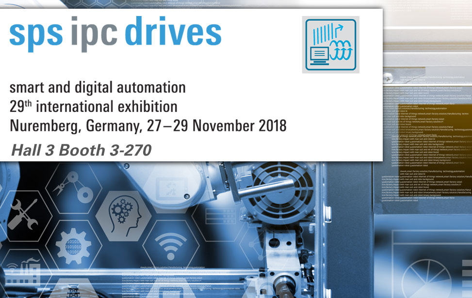 SPS IPC Drives 2018 Tradeshow