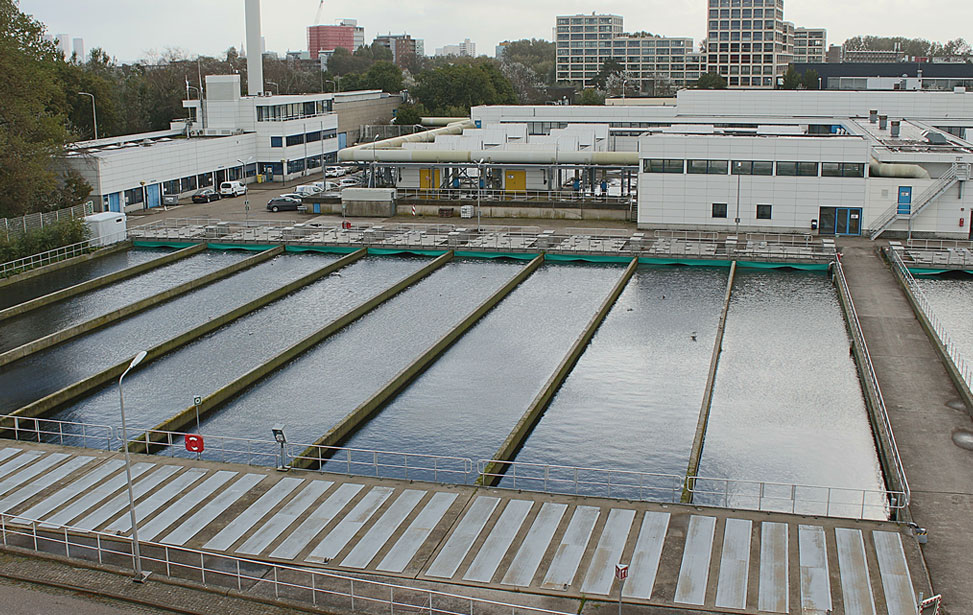 State-of-the-Art Wastewater Treatment