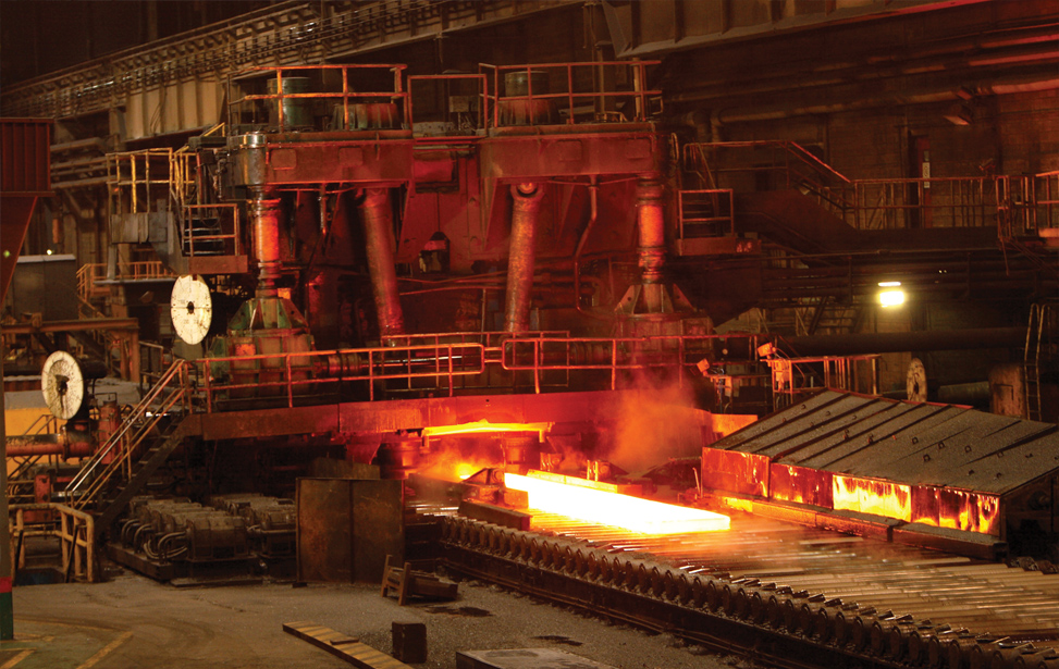 Steel Mill Assembly Line