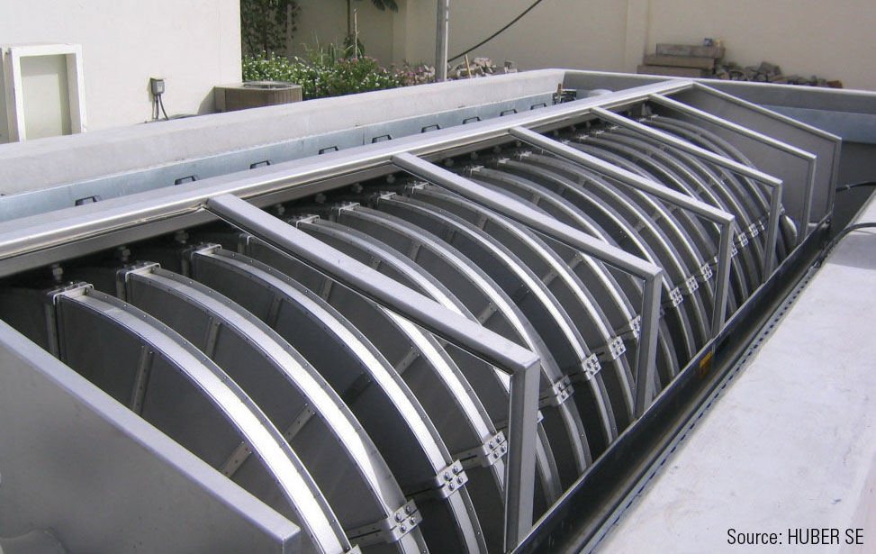 Wastewater Filtration System