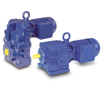 BG and Bf Series Geared Motors