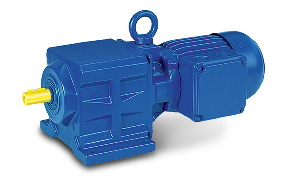 Bauer BGM Series Geared Motor