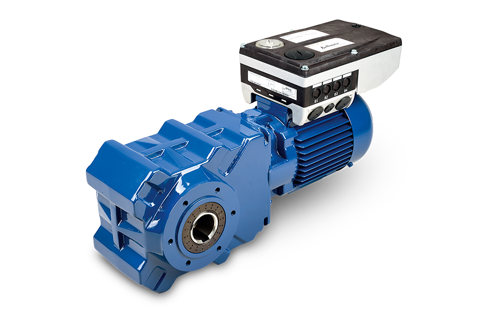 Gear Motor, Helical Gear Motor, Energy Efficient Motors | Bauer Gear