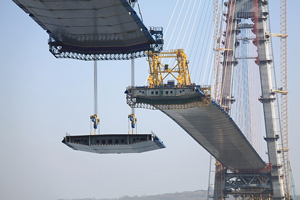 300 Ton Bridge Panels