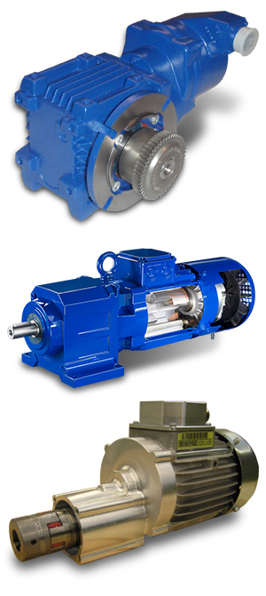 Bauer Gear Motors PMSM