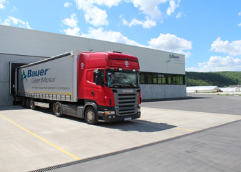 Bauer Esslingen Facility with Truck