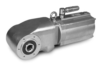 Bauer Stainless Steel Motor